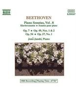 Piano Sonatas 4, 13, 19, 20 & 22 [Audio CD] BEETHOVEN - $3.95