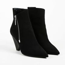 "Saint Laurent ""Niki 105"" Suede Pointed Ankle Boots SZ 37.5 - £288.78 GBP"