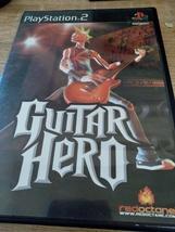 Sony PS2 Guitar Hero image 1