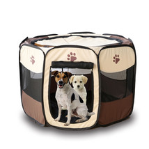 Pet Play Tent Animal Portable Folding Playing Bag For Dog Cat Puppy Hous... - $42.06+