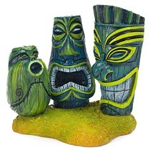 "Penn-Plax Tiki Ornament, 3.5"" - ₨828.59 INR"