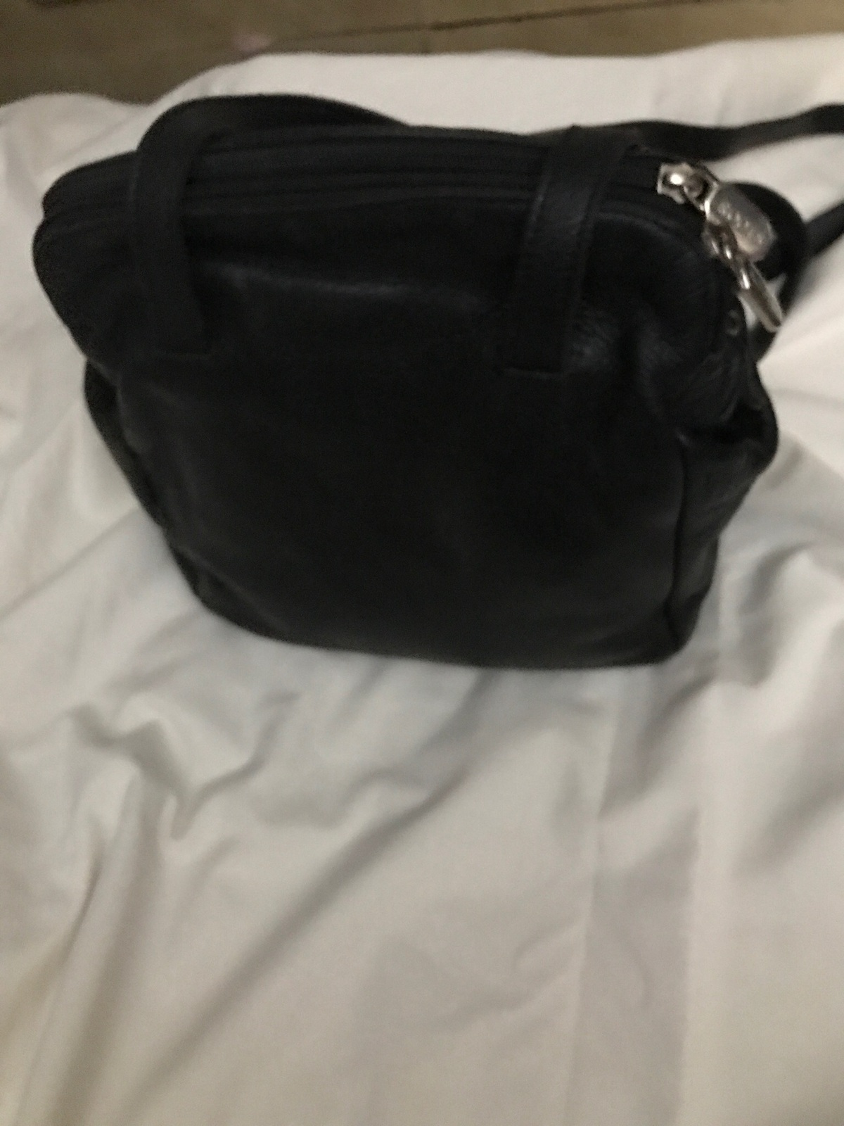 ed425fb7891 Roots Leather Shoulder Purse.. and 50 similar items