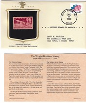 Wright Brothers Stamp, 6 cent Stamp, 1949 Collectible Stamp, Antique Col... - $2.45