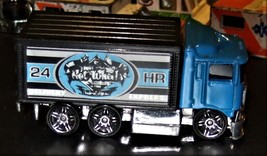 Hotwheels - HIway Hauler HW City Works # 8/10 24 Hr. Delivery Express Truck - $2.50