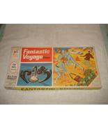 Vintage 1968 Fantastic Voyage Board Game 100% Complete - $26.72