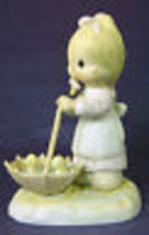 Precious Moments LET LOVE REIGN Figurine Jonathan & David 1982 E9273 Umb... - $16.44