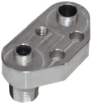 """A-Team Performance Air Conditioning AC Fitting Manifold Kit for SD7 Compressor""""A image 8"""