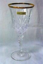 Melodia Calica #4 Wine Glass Italian Lead Crystal - $6.92