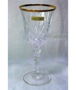 Melodia Calica #4 Wine Glass Italian Lead Crystal - $6.92