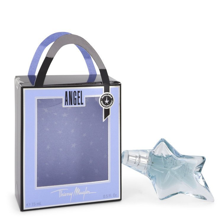 Angel By Thierry Mugler For Women 0.5 oz EDP Spray Refillable - $33.99