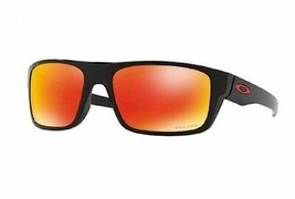 Oakley Drop Point Polished Black Sunglasses - $163.00