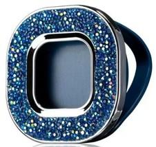 Bath & Body Works Shimmering Blue Glitter Scentportable Car Freshener Vi... - $8.71