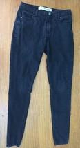 Women's Junior's Denim & Co Stretch Jean Jeggings - Size 4 - Black, Real... - $12.97