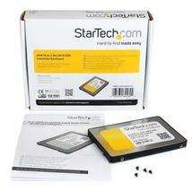 Startech 2.5in Sata To Mini Sata Ssd Adapter Enclosure SAT2MSAT25 - $26.65
