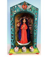 """""""Lady of Guadalupe Shrine"""" PDF Digital E-Pattern Download By Susan Barmore - $11.00"""