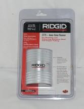 Ridgid 29993 Inner Outer Reamer Reaming Deburring Stainless Steel Copper Tubing image 1