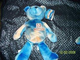 Romanowski Limited Treasures #53 Champs Multicolored Bear. - $6.32