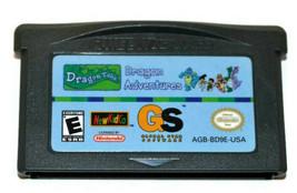 Dragon Tales: Dragon Adventures (Nintendo Game Boy Advance, 2004) video ... - $3.95