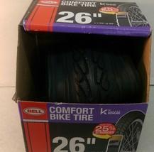 """Bell Glide 26"""" x 1.75-2.25 Comfort Bike Tire with Dupont Kevlar Fiber 25... - $14.69"""