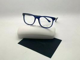 Calvin Klein CK 5941 414 blue  eyeglasses Frames 52-18-140mm /case - $41.68