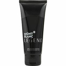 Mont Blanc Legend All Over Shower Gel 3.4 Oz For Men - $21.46