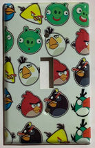 Angry Birds icon Home decor Light Switch Duplex Outlet wall Cover Plate & more image 1