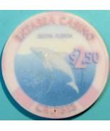 $2.50 Casino Chip. Extasea. Destin, FL. Day Cruise. V31. - $4.59