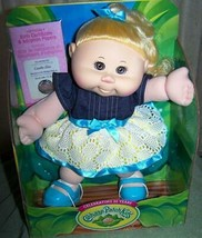 Cabbage Patch Kids Carela Lisa March 18th Doll New - $39.88