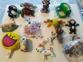 Mcdonald's Happy Meal Toys Lot of 15 - $15.00