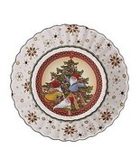 Villeroy & Boch Toy's Fantasy  Christmas Tree Bowl - $45.06