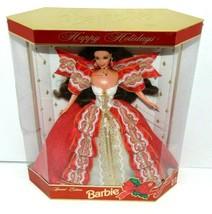 Happy Holidays 1997 Blonde Version Barbie Doll - Model 17832 - $18.66
