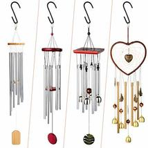 Wind Chime Parts,Wind Chimes Outdoor, s Hooks for Hanging,Wind Spinners Outdoor  image 3