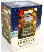 1996 BUDWEISER HOLIDAY STEIN LIGHTING THE WAY - $32.49