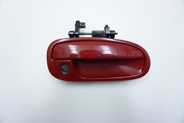 1996 - 2000 Honda Civic Hatchback Passenger Outer Door Handle (Red) - $32.99