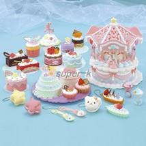 "Japanese DIY Whipple ""Dreamy Patissier Deluxe"" Fake Sweets Key Chain Mak... - $75.91"