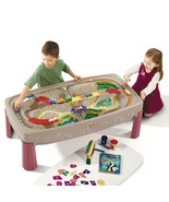 Step 2 Deluxe Canyon Road Track & Train Table - $179.99
