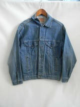 Levis Vintage 1980's Mens Blue Jean Jacket Size XS Made in USA! 70507-0214 - $39.99