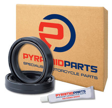 Fork Oil Seals for HM-Moto CRE F 250 X ie 07-08 - $13.27