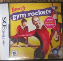 Ener-G Gym Rockets  (Nintendo DS, 2008) - $5.00