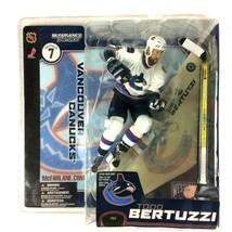 Todd Bertuzzi 2003 McFarlane Toys Sports Picks NHL Series 7 Vancouver C... - $14.80
