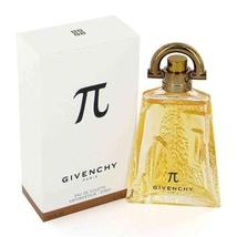 Pi Cologne by Givenchy, 3.3 oz Eau De Toilette Spray for Men - $72.03
