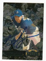 BILLY WAGNER AUTOGRAPHED CARD 1997 FLEER METAL UNIVERSE HOUSTON ASTROS - $4.98