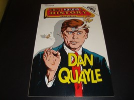 Great Morons in History Comics #1 VF Condition Dan Quayle Revolutionary ... - $3.59
