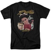 Labyrinth Dangers Untold Fantasy Retro 80's movie adult graphic t-shirt LAB154 image 1