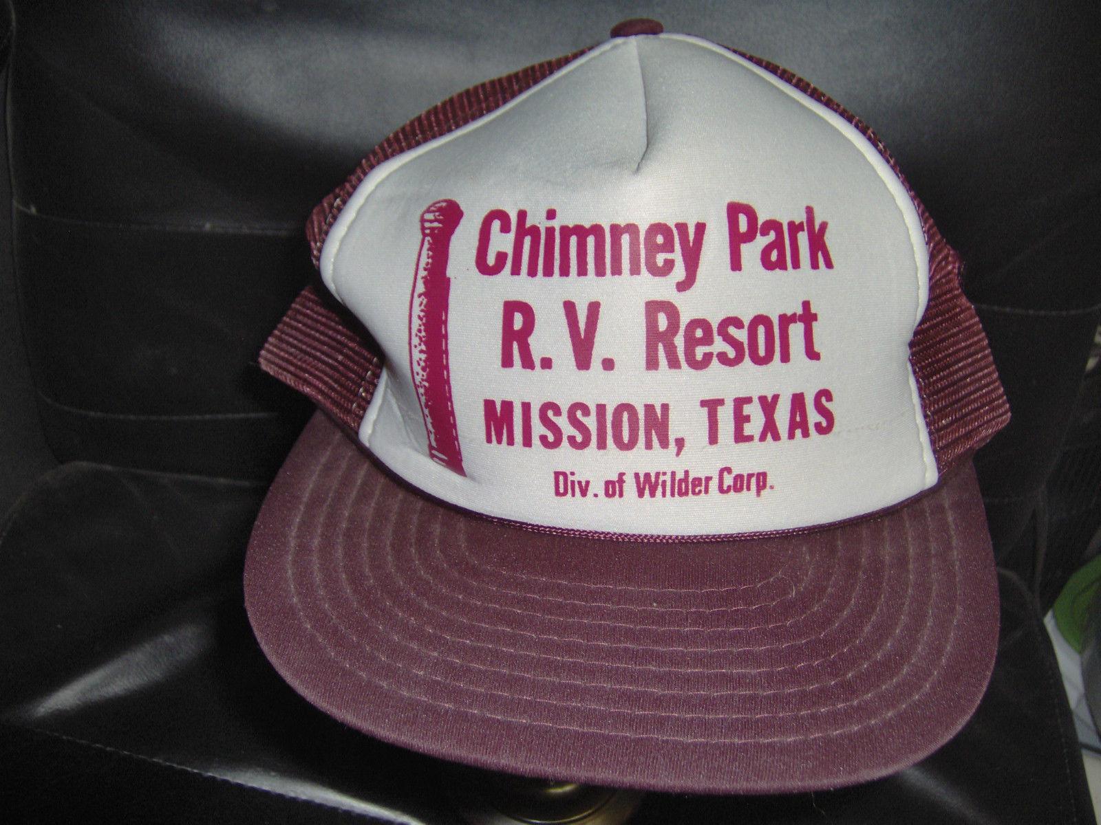 92af463bda9 Chimney Park RV Resort Burgundy Hat Baseball and 50 similar items