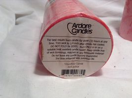 NEW Adore Pillar Soy Candle Set image 7