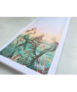 Mermaids at Sea Magnetic Notepad, 50 Sheets, Vintage Inspired - $5.99