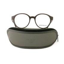 Emporio Armani EA3066 Eyeglasses 5342 Matte Brown/Turquoise 49 19 145 - $57.02
