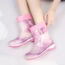 Rain Boots Women S Size Rubber High Boot New Original Mid Calf Waterproof Hunter - $43.19