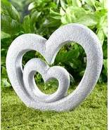 Heart Garden Sculpture - $23.12
